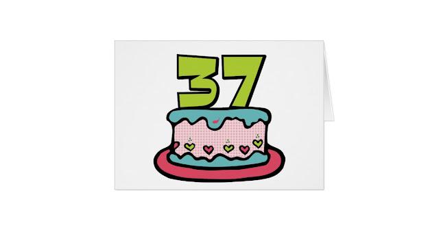 Aniversário, aniversario 37, aceitar realidade, parabéns