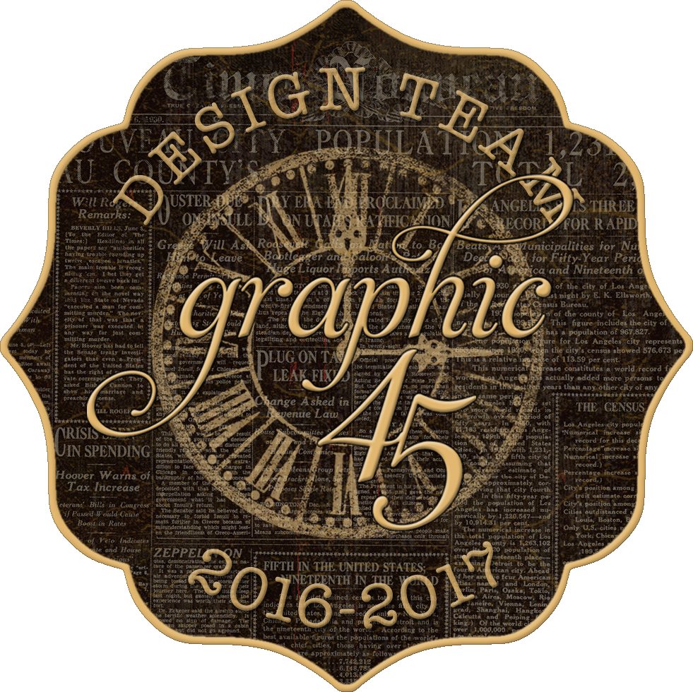 Graphic45 DT Member 2016-2018