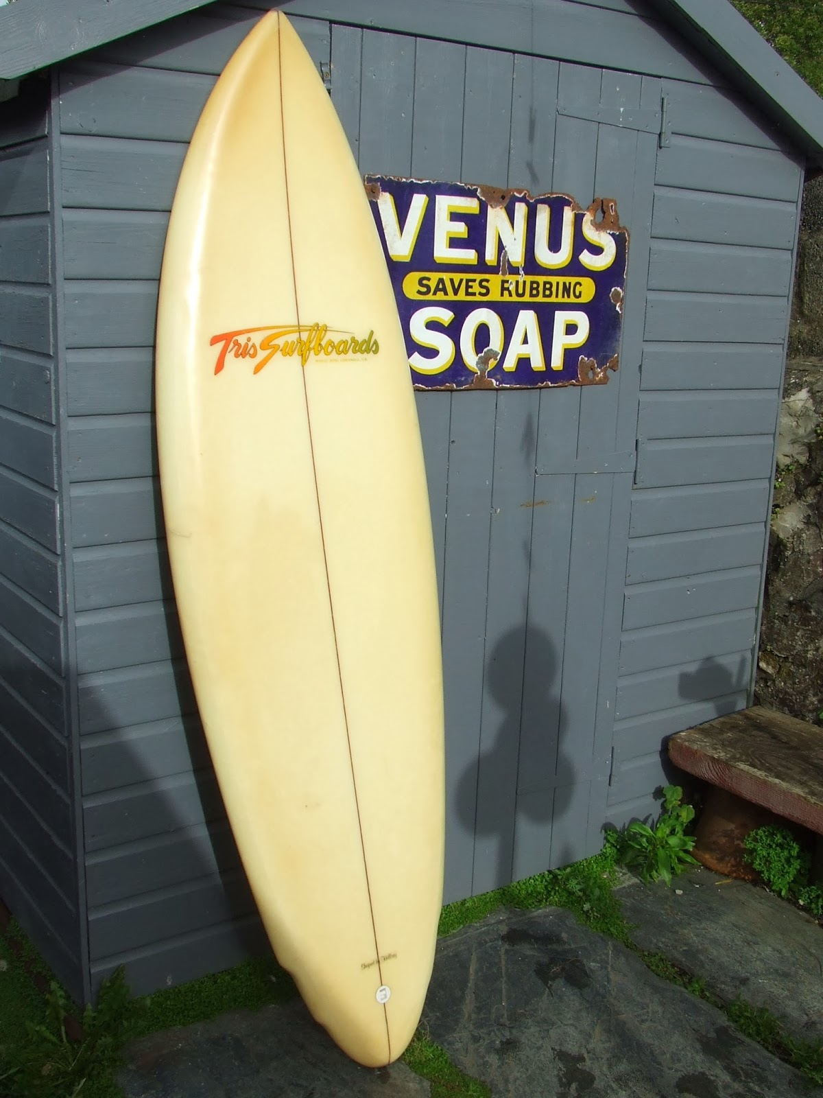 vintage surfboard collector uk another tris from the tip