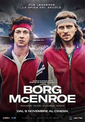 Borg McEnroe Poster Metz