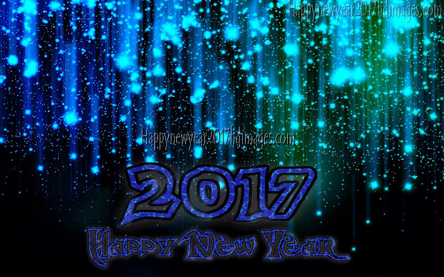 New Year 2017 HD Sparkling Desktop Wallpapers Download Free