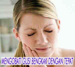 mengobati sakit gusi secara tepat