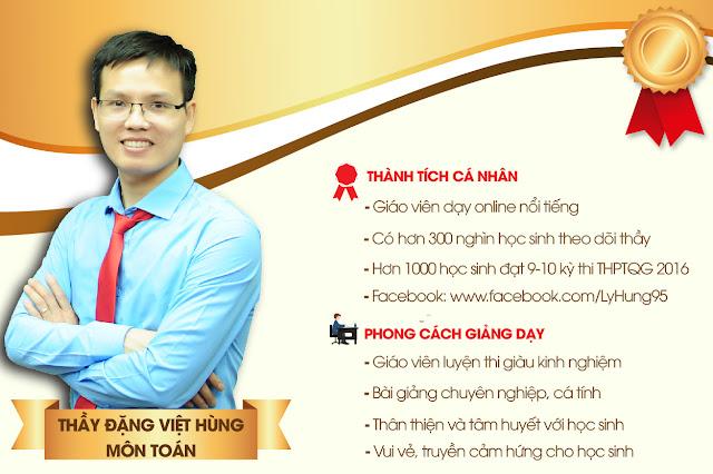 [Moon] Khóa VẬT LÝ 11 - Thầy Đặng Việt Hùng