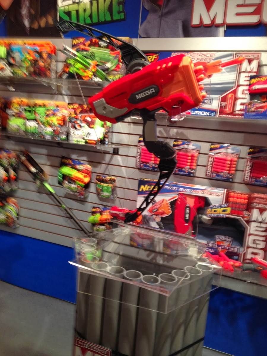 F2a Exclusive Images Nerf New York Toy Fair 2014