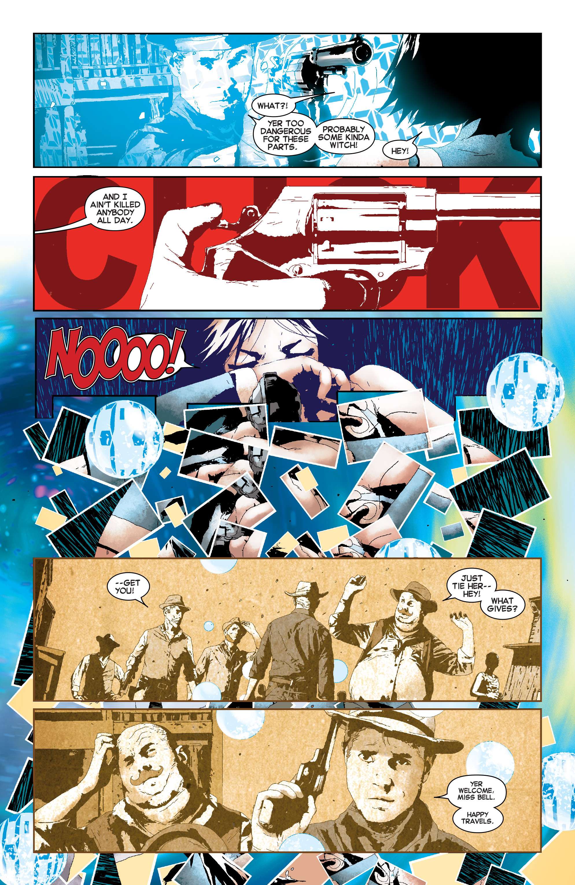 Read online Uncanny X-Men (2013) comic -  Issue # Annual 1 - 13