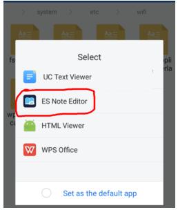 Trik Melihat Pasword WiFi yang Tersimpan di Android Tanpa Root, Begini caranya