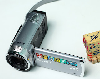 Jual Handycam Second JVC Everio GZ-E205