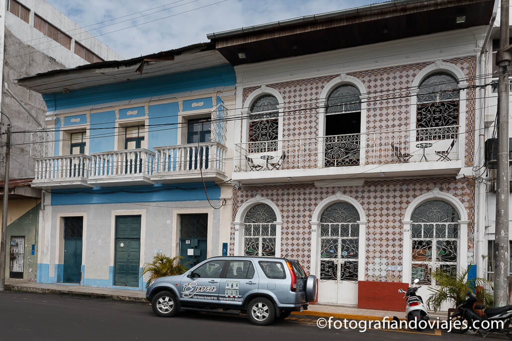 Hotel Epoca en Iquitos