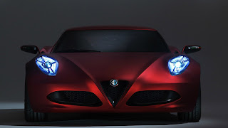 Dream Fantasy Cars-Alfa Romeo 4C 2014