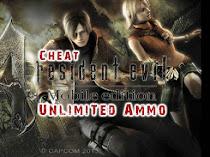 Hanya Disini! Cheat Resident Evil 4 Android Unlimited Ammo Bio Hazard Mobile Edition