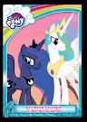 My Little Pony Princess Celestia & Princess Luna Series 5 Trading Card