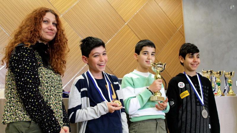 Νέες επιτυχίες από τους σκακιστές του Εθνικού Αλεξανδρούπολης