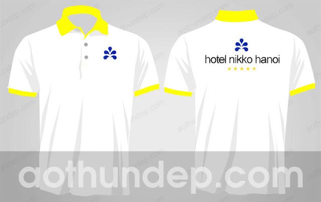 Áo Thun Đồng Phục hotelnikko