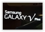 Samsung Galaxy V Plus Logo