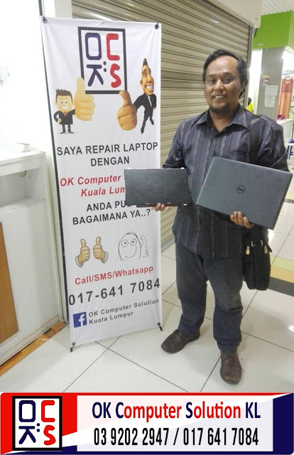 [SOLVED] SKRIN LAPTOP DELL 3470 | REPAIR LAPTOP DESA PANDAN 3