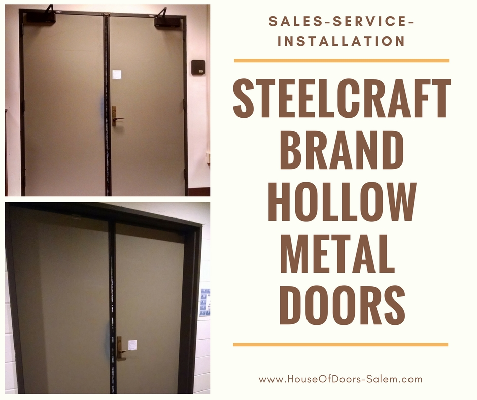 House of Doors - Roanoke VA proudly sells Steelcraft brand hollow metal doors and frames  sc 1 st  House of Doors - Roanoke VA & House of Doors Roanoke VA Commercial Doors Frames and Hardware - Blog pezcame.com