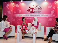 """""""Fair & Lovely Bintang Beasiswa"""" Dukung Wanita Muda Indonesia Meraih Mimpi"""