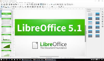 LibreOffice Final kembali kenghadirkan tampilan dan fitur yang lebih menggemaskan!