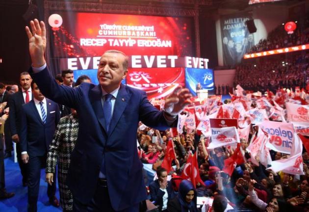 """Τι θα κάνει τώρα ο """"σουλτάνος"""" Ερντογάν;"""