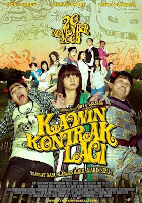 Nonton Film Kawin Kontrak Lagi (2008)