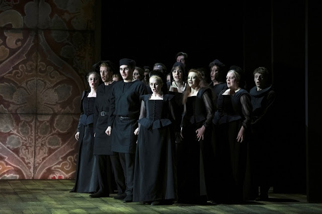 Rossini: Elisabetta Regina d'Inghilterra - chorus - ETO (© Richard Hubert Smith)