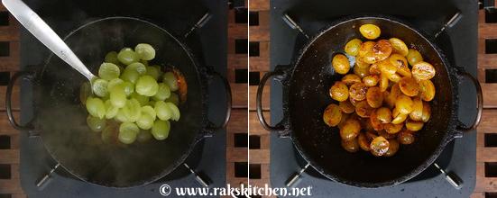 Grape pickle step3