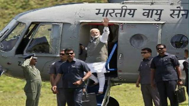 इस ख़ास हेलिकॉप्टर से ही क्यों रैलियों में जाते हैं PM नरेंद्र मोदी