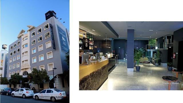 Hotel Malcom and Barret, Valencia