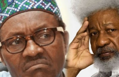 Buhari's dwindling popularity not surprising – Soyinka