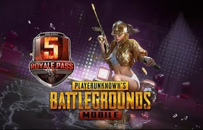 Cara Update PUBG Mobile Royale Pass Season 5 Terbaru Versi