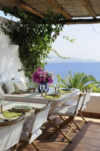 Ideas To Create a Mediterranean Terrace 11