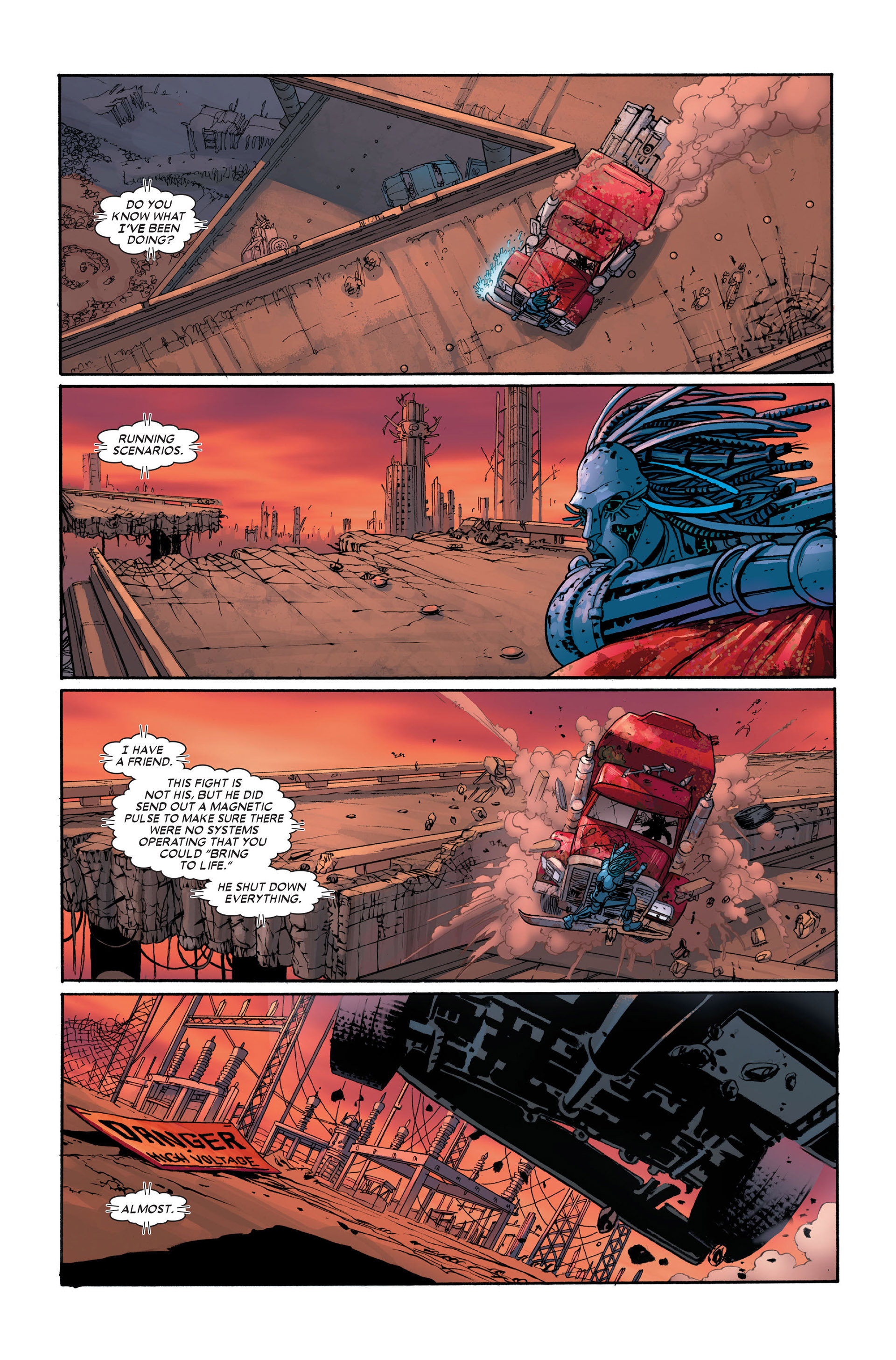 Read online Astonishing X-Men (2004) comic -  Issue #11 - 7