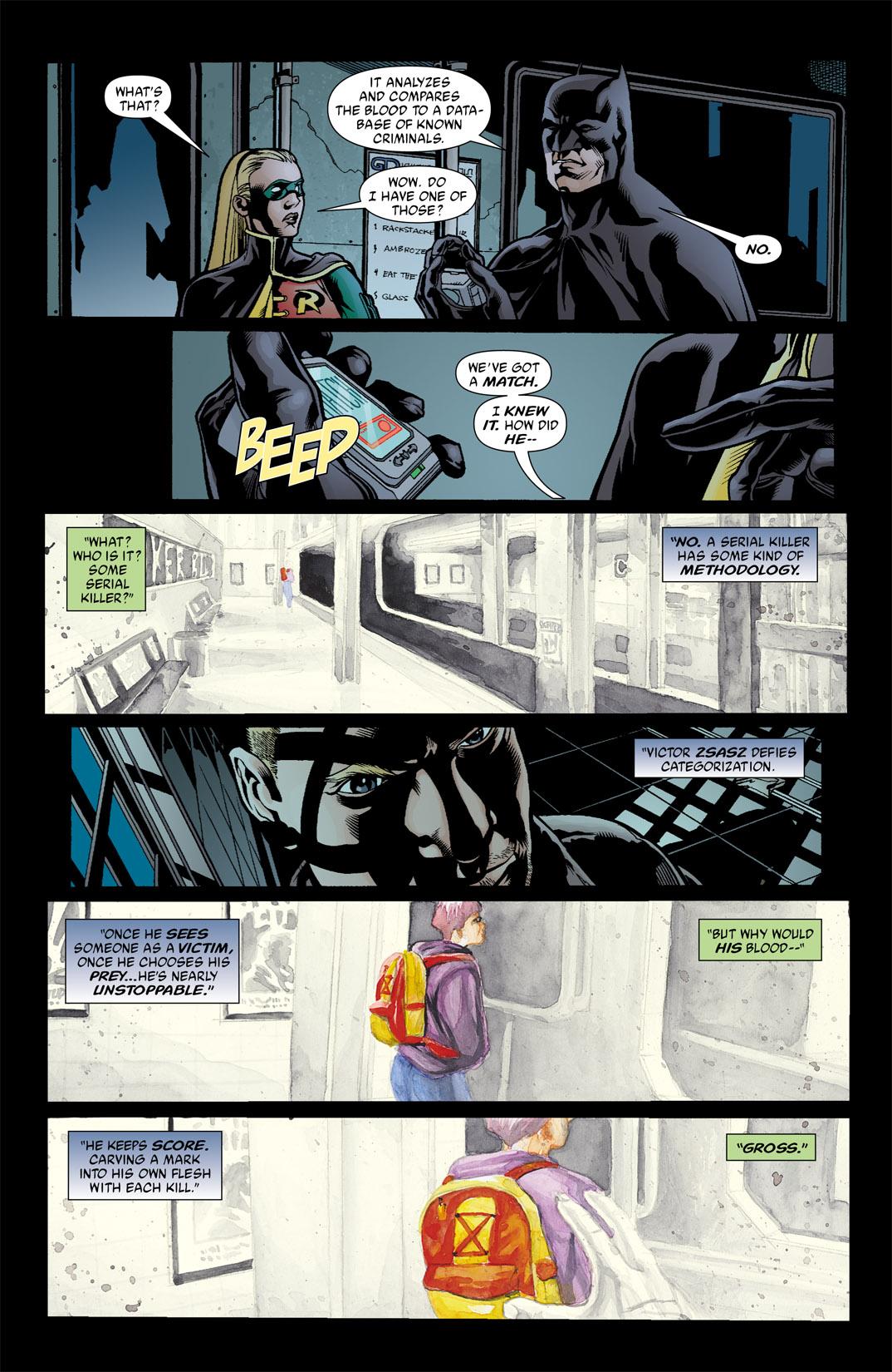 Detective Comics (1937) 796 Page 7