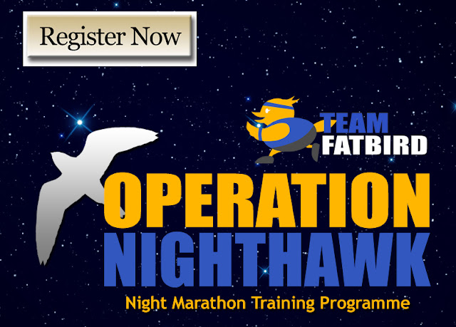 Operation NightHawk 2016: Sundown Night Marathon Training All Systems Go!