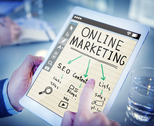 Internet marketing tips include content generation and SEO practices.