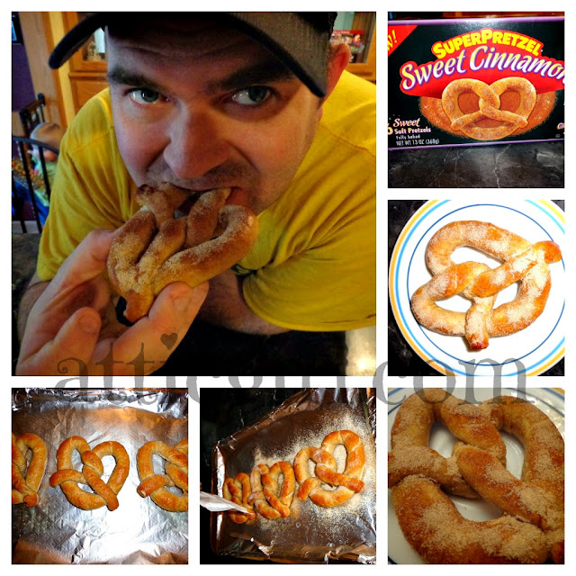 soft pretzels, snacks