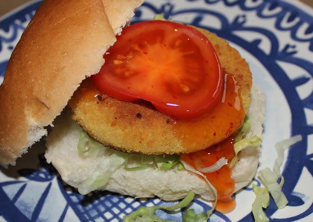 IMG 2344 - Recept: Kipburgers