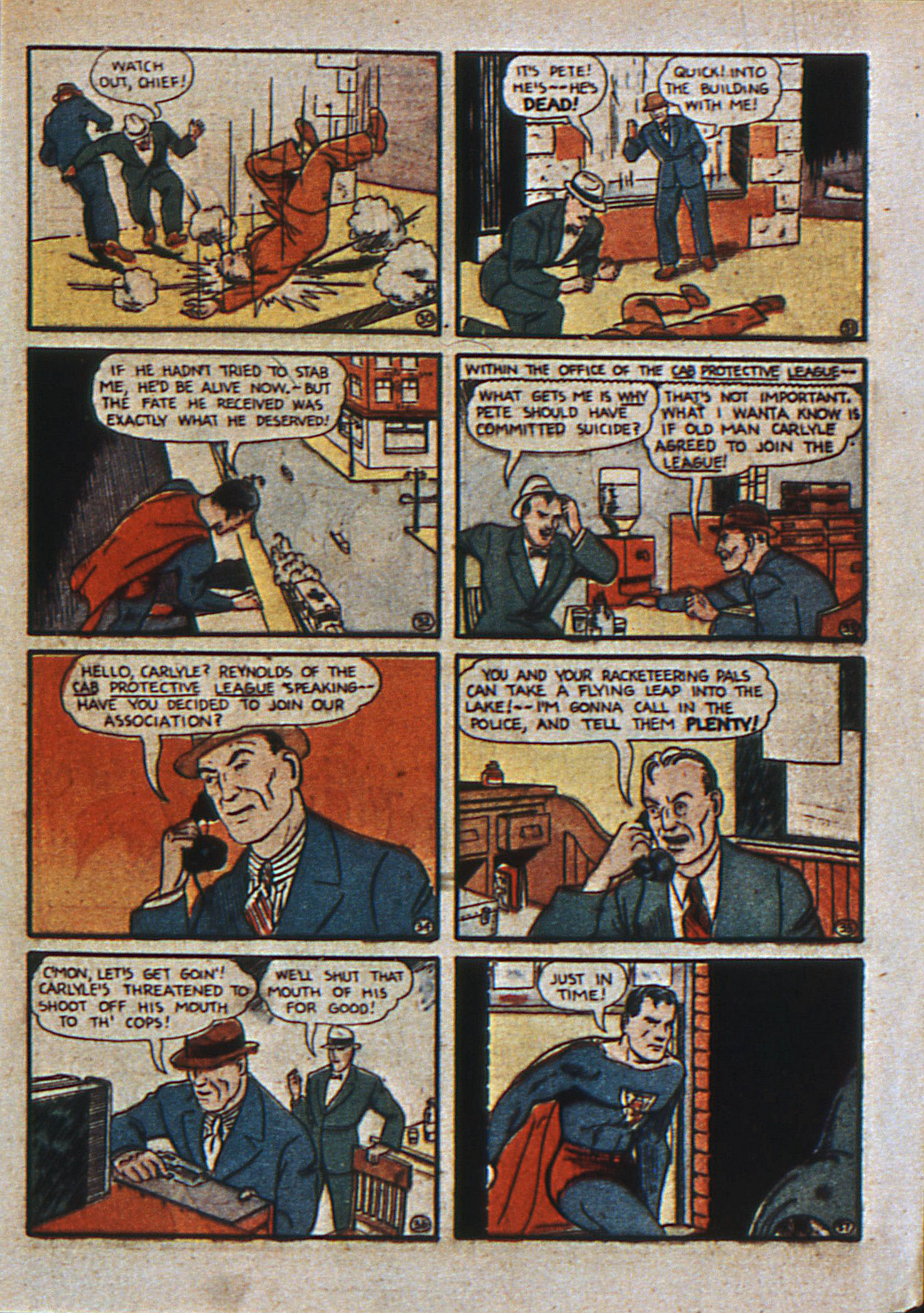 Action Comics (1938) 13 Page 6
