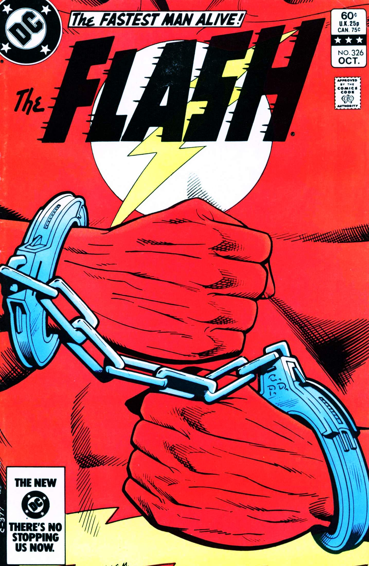 The Flash (1959) 326 Page 1
