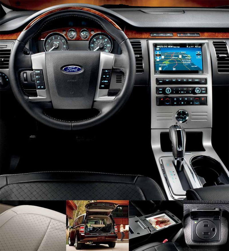 Ford 2012 Ford Flex Limited