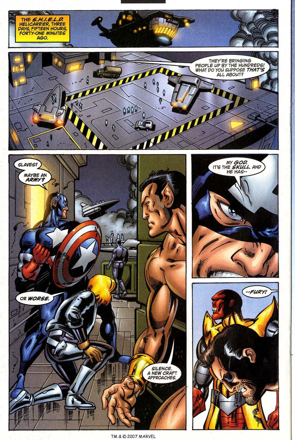 Captain America (1998) Issue #47 #54 - English 26