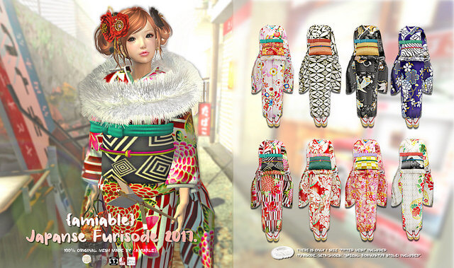 {amiable}Japanese Furisode2017@the main store(50%OFF).