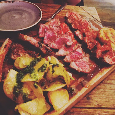 Lobos, Tapas, Borough, London, Spanish, Pork
