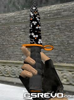 Skin Faca - M9 Bayonet Next Technology - HD CS 1.6, knife