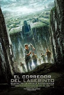 Cartel: El corredor del laberinto (2014)