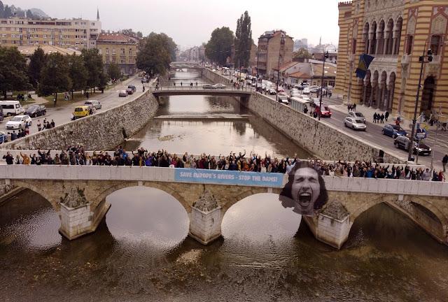 "Iδρύθηκε η ""Διεθνής των ποταμών"" - Του Γιάννη Παπαδημητρίου"