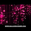 Pink LED Curtain Lights / Lampu Tirai LED Pink