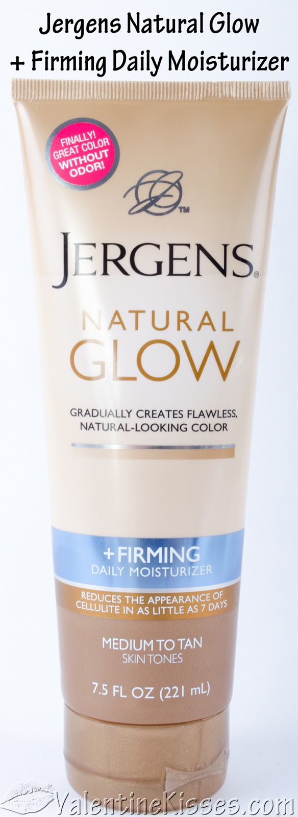 Natural Glow +Firming Daily Moisturizer by jergens #14