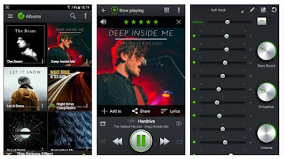 20 Aplikasi Pemutar Musik Terbaik di Android Saat Ini