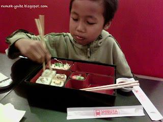 sushi shibuya resto semarang
